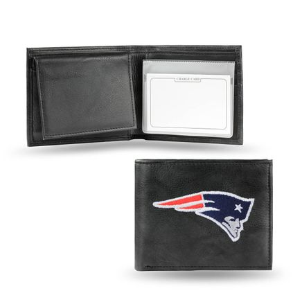 Embroidered NFL Leather Wallet-363212
