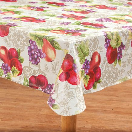 Fruit Harvest Vinyl Table Cover-363463
