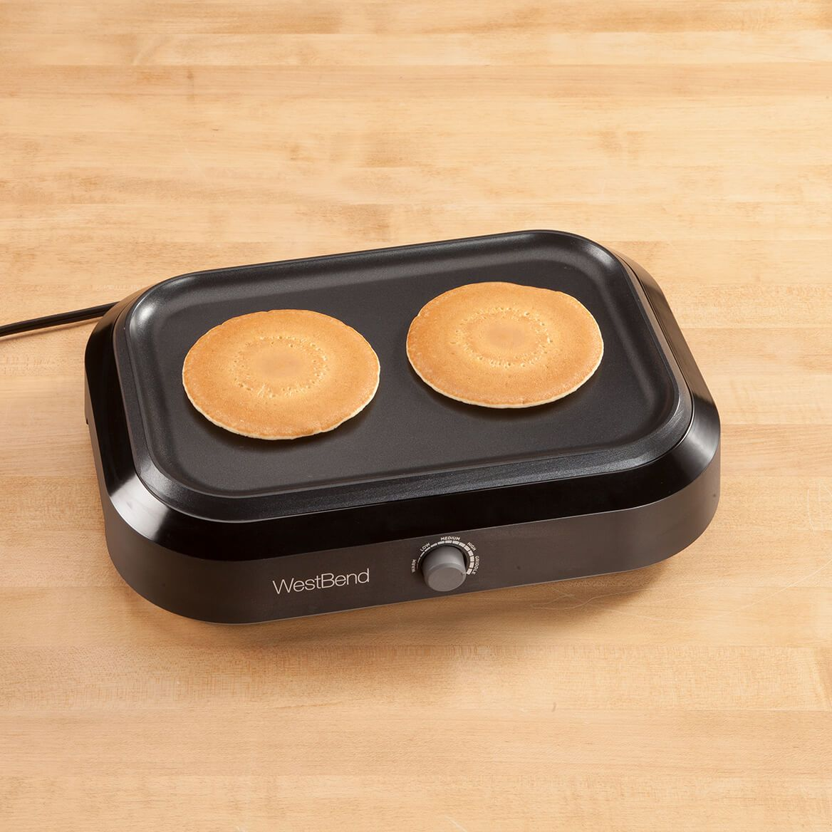 West Bend® 5 Qt. Versatility Cooker™ Blue-363833