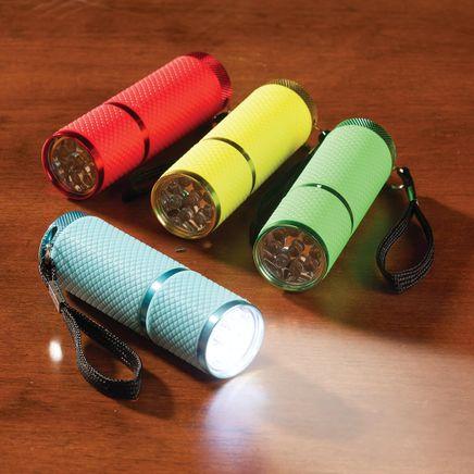 Compact LED Flashlights, Set of 4-364563