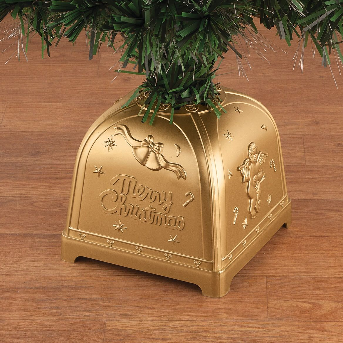 4' Fiber Optic Tree by Holiday Peak™-364616