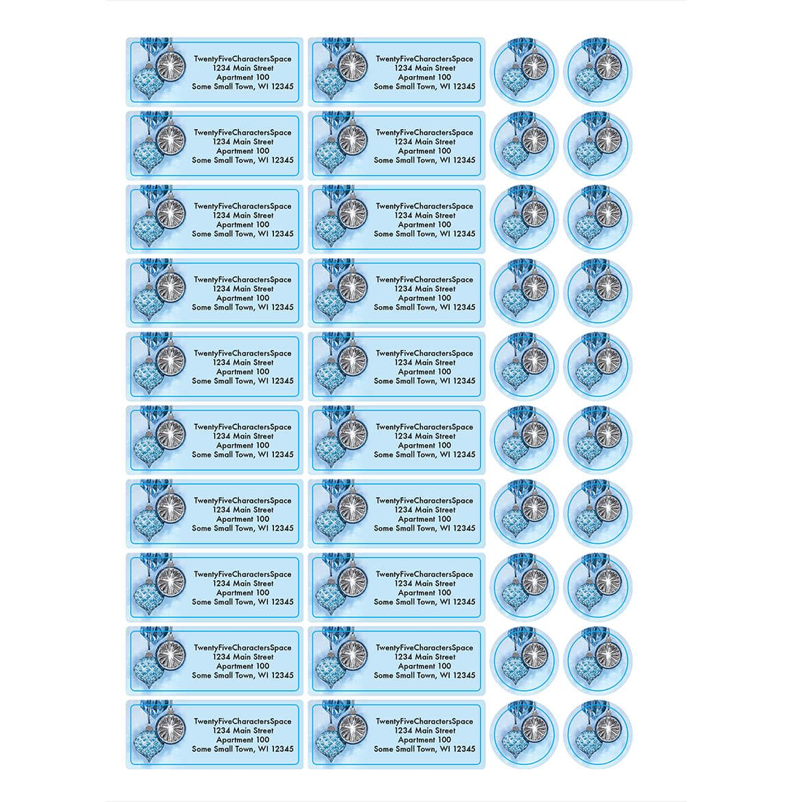 Personalized The Holy Light Address Labels & Envelope Seals 20-364746