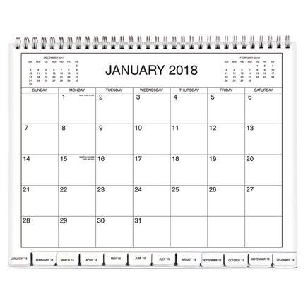 2 Year Calendar 2018-2019-365934