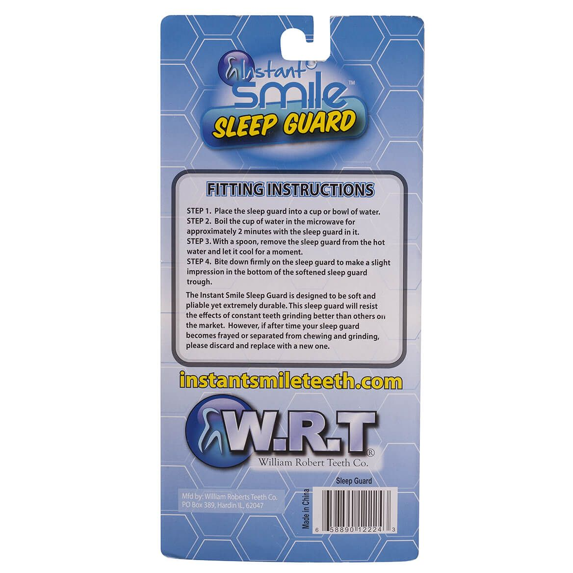 Instant Smile™ Sleep Guard Twin Pack with Case-366590