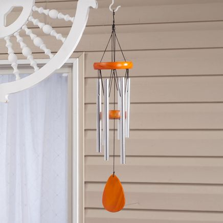 Personalized Wooden Wind Chime-366630