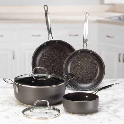 6-Pc. Non-Stick Cooking Set by Home-Style Kitchen™-366688