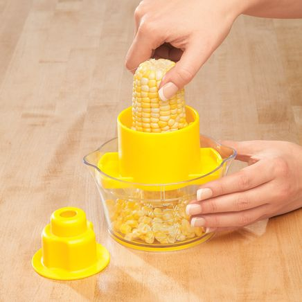 Combination Corn Stripper and Grater by Home-Style Kitchen™-367336