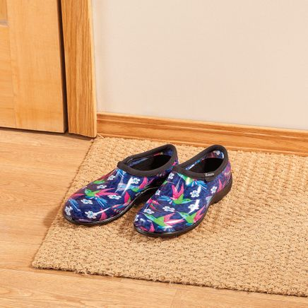 Sloggers® Hummingbird Print Waterproof Garden Shoes-367365