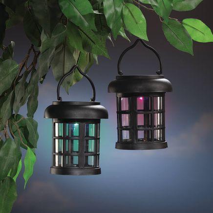 Solar Lanterns, Set of 2-367605