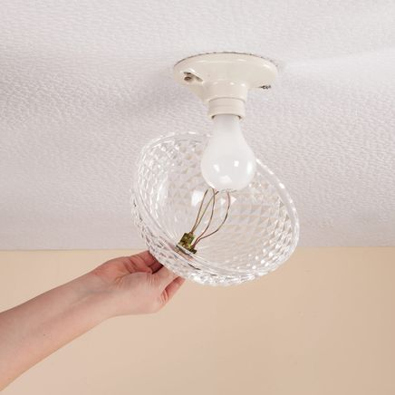 Decorative Clip-On Lamp Shade-368003