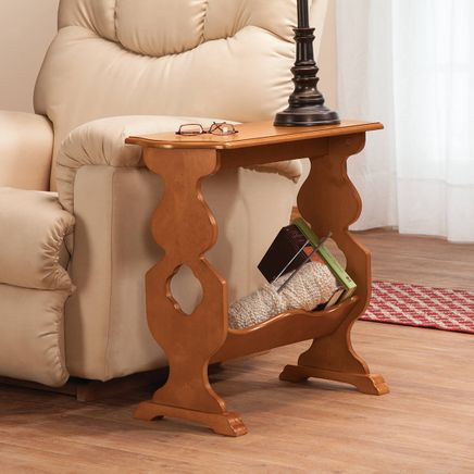 Side Table with Storage by OakRidge™          XL-368125