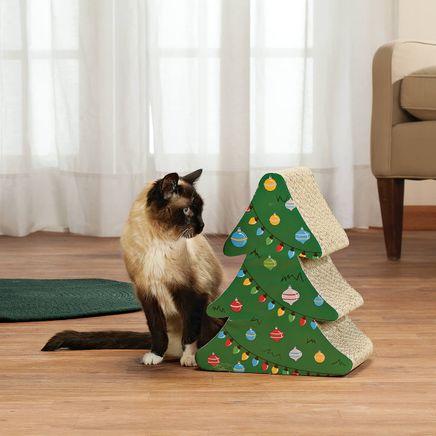 Christmas Tree Cat Scratcher-368138