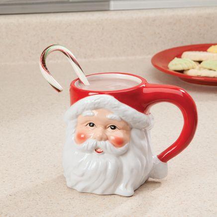 Holiday Mug Santa-368385