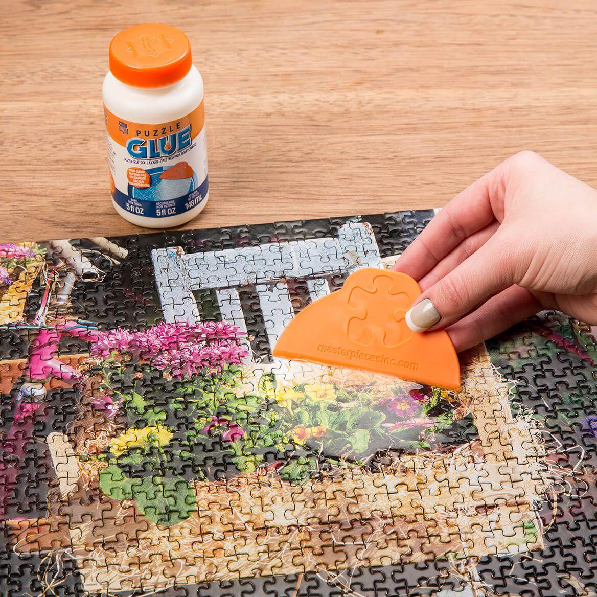 Puzzle Glue 5 oz. with Spreader-368507