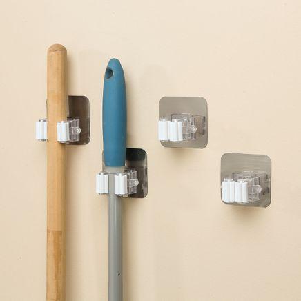 Broom/Mop Holder, Set of 4-368552