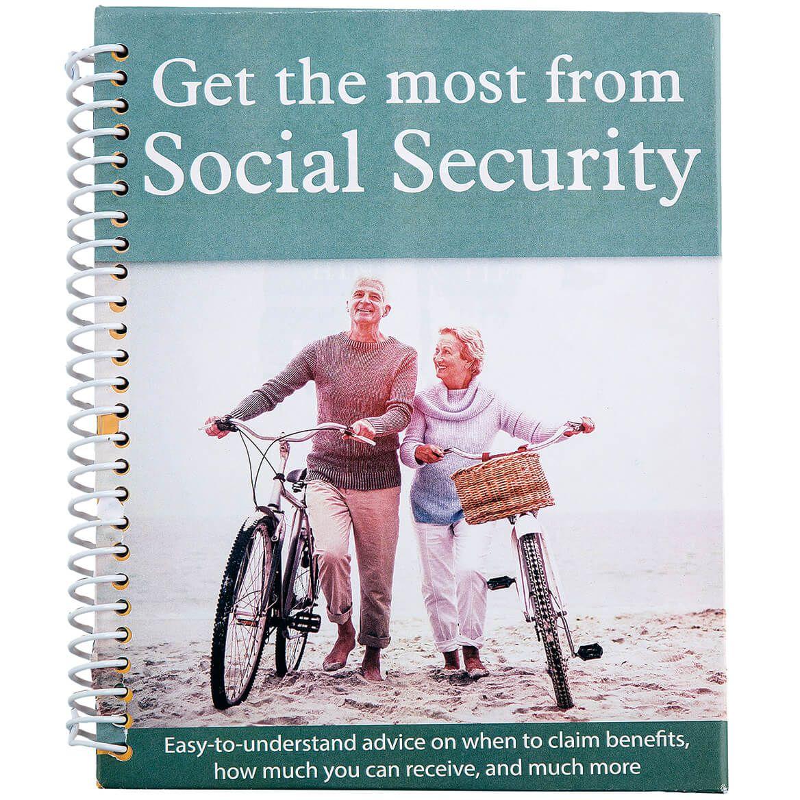 Medicare, Social Security & Benefits Organizer, 3 Piece Set-368923