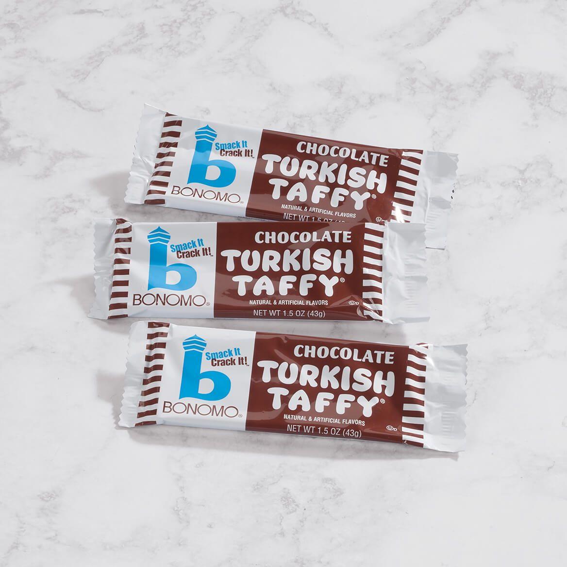Bonomo Turkish Taffy, Chocolate, Set of 3-368941