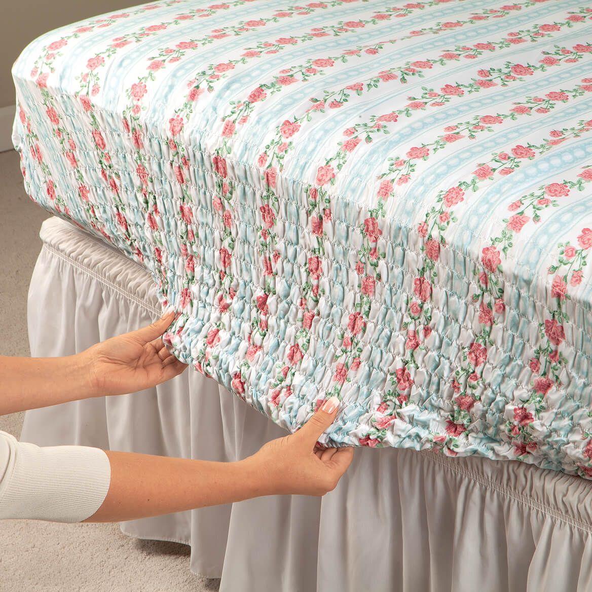 Lady Oxford Microfiber Bed-Tite™ Sheets by Oakridge®-369225