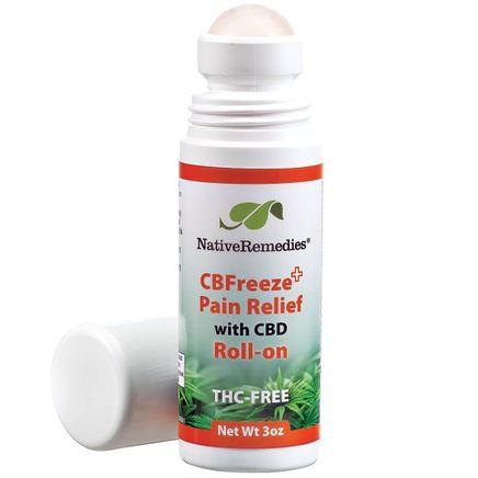 NativeRemedies® CBFreeze+ Pain Relief Roll-on-369289