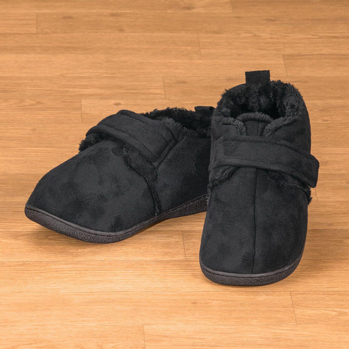 Diabetic Comfort Slippers Mens-369906