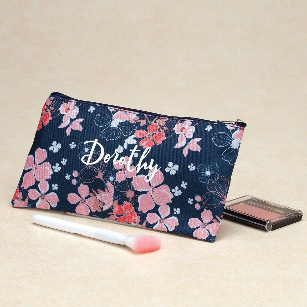 Personalized Makeup & Pencil Pouch-370524