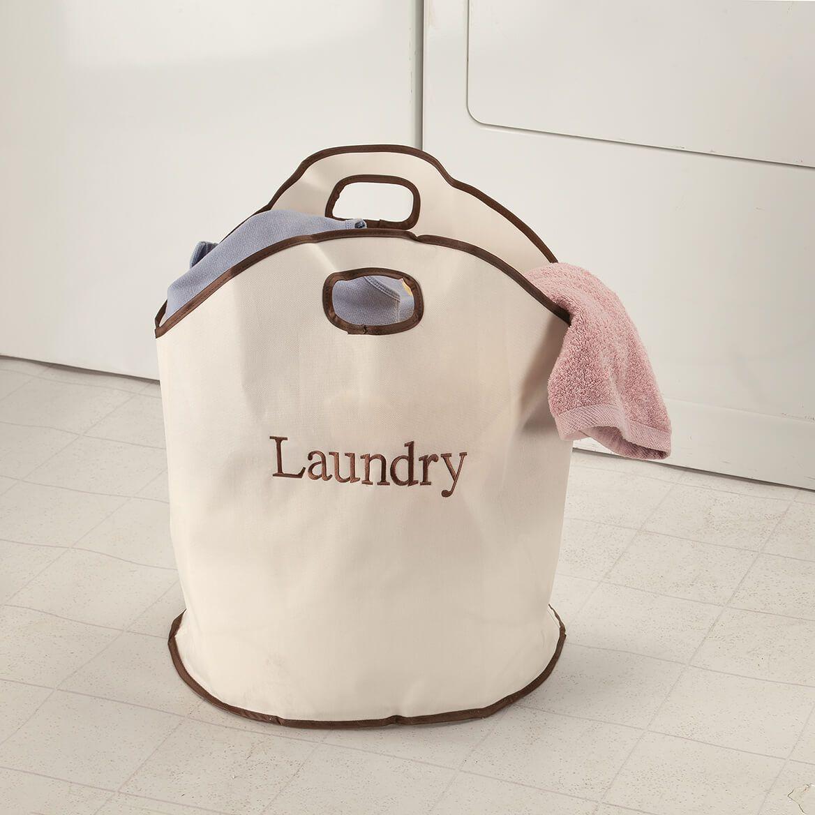 Self Standing Laundry Bag-370732