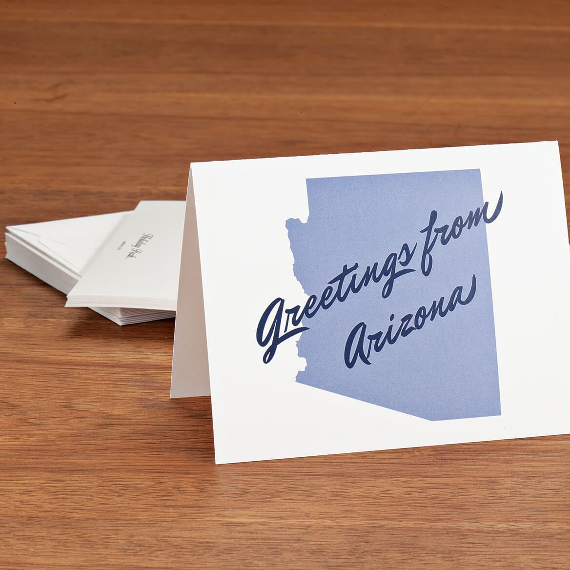Personalized Home State Note Cards Set of 20-370805
