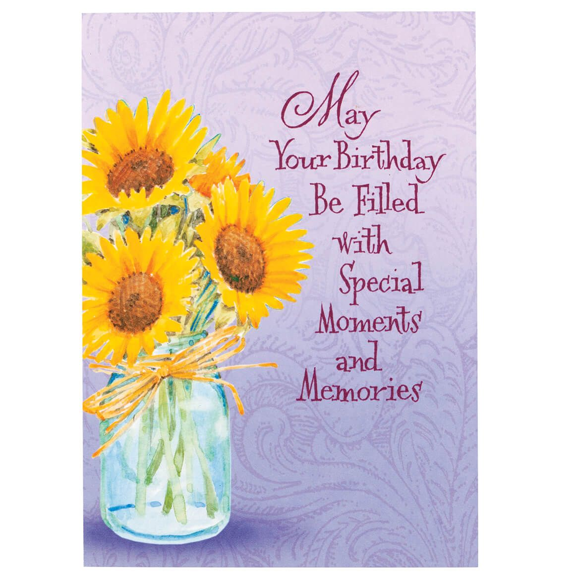 Assorted Birthday Cards with Magnet Gifts, Set of 6-370818