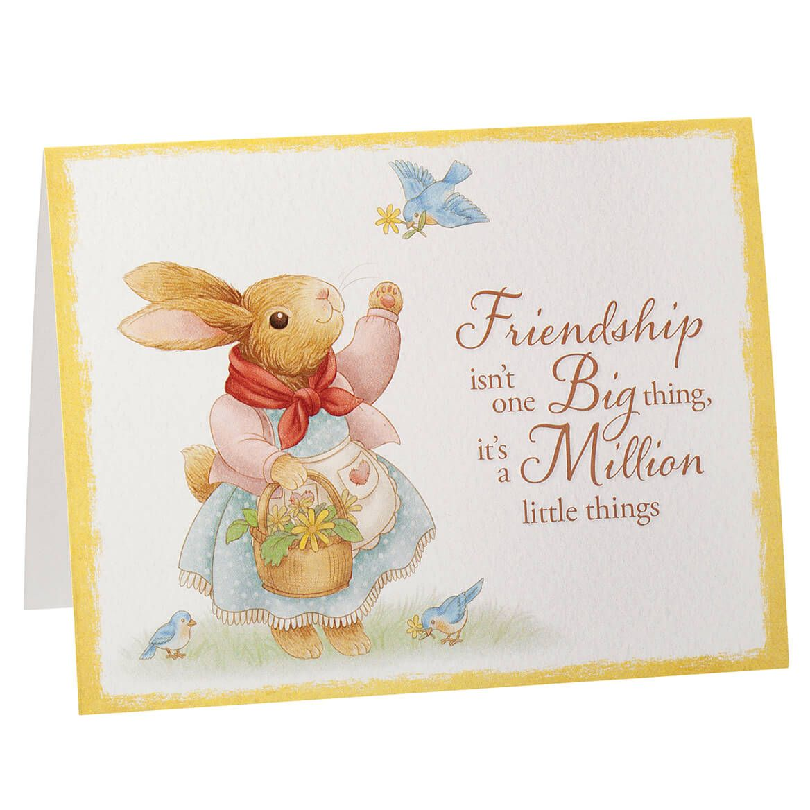 Friendship Note Cards Set of 20-370819