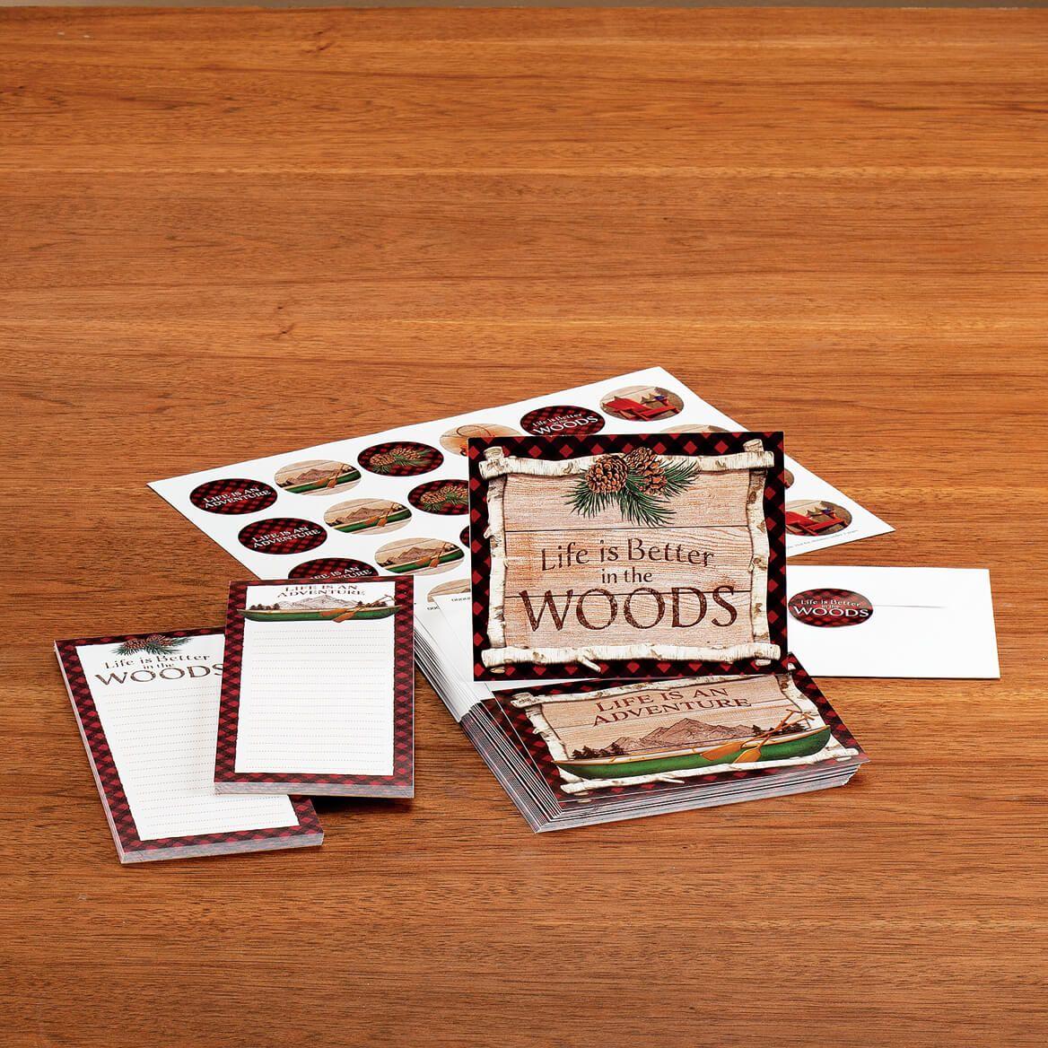 Northwoods Seals Set of 48-370977