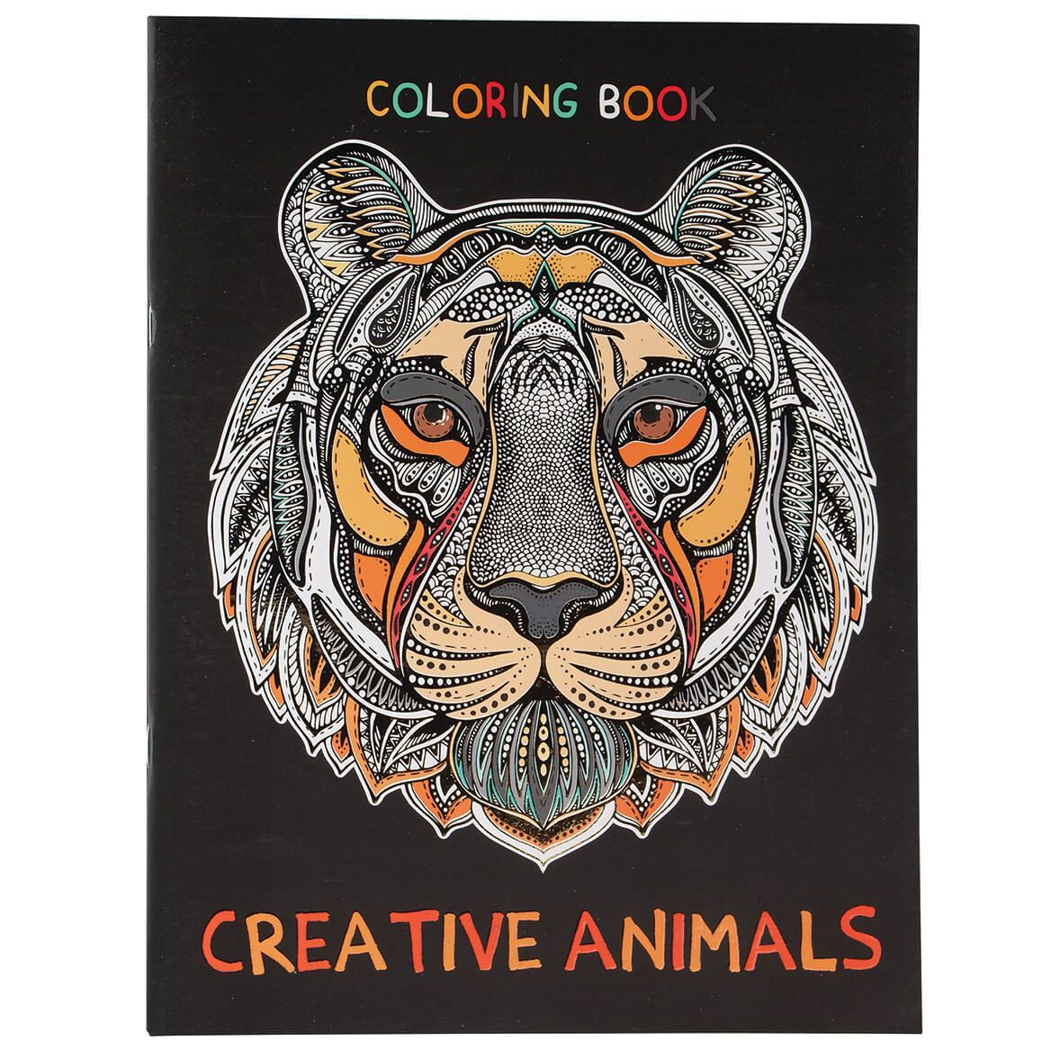 Adult Animal Coloring Books Set of 4-371054