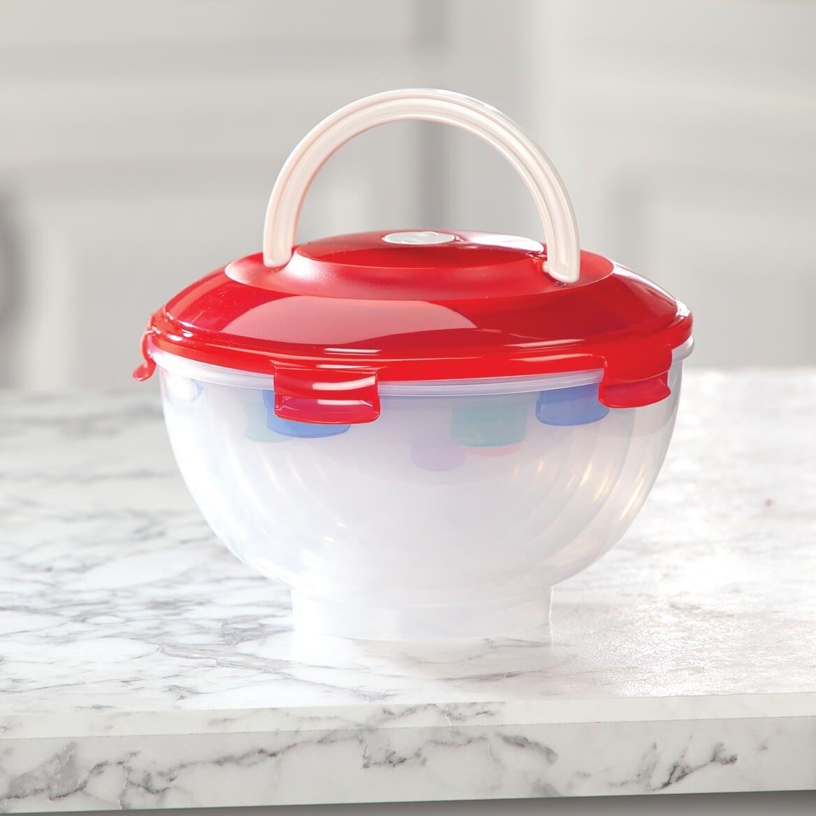 Locking Bowl Set with Handles, 10-Piece Set-371125