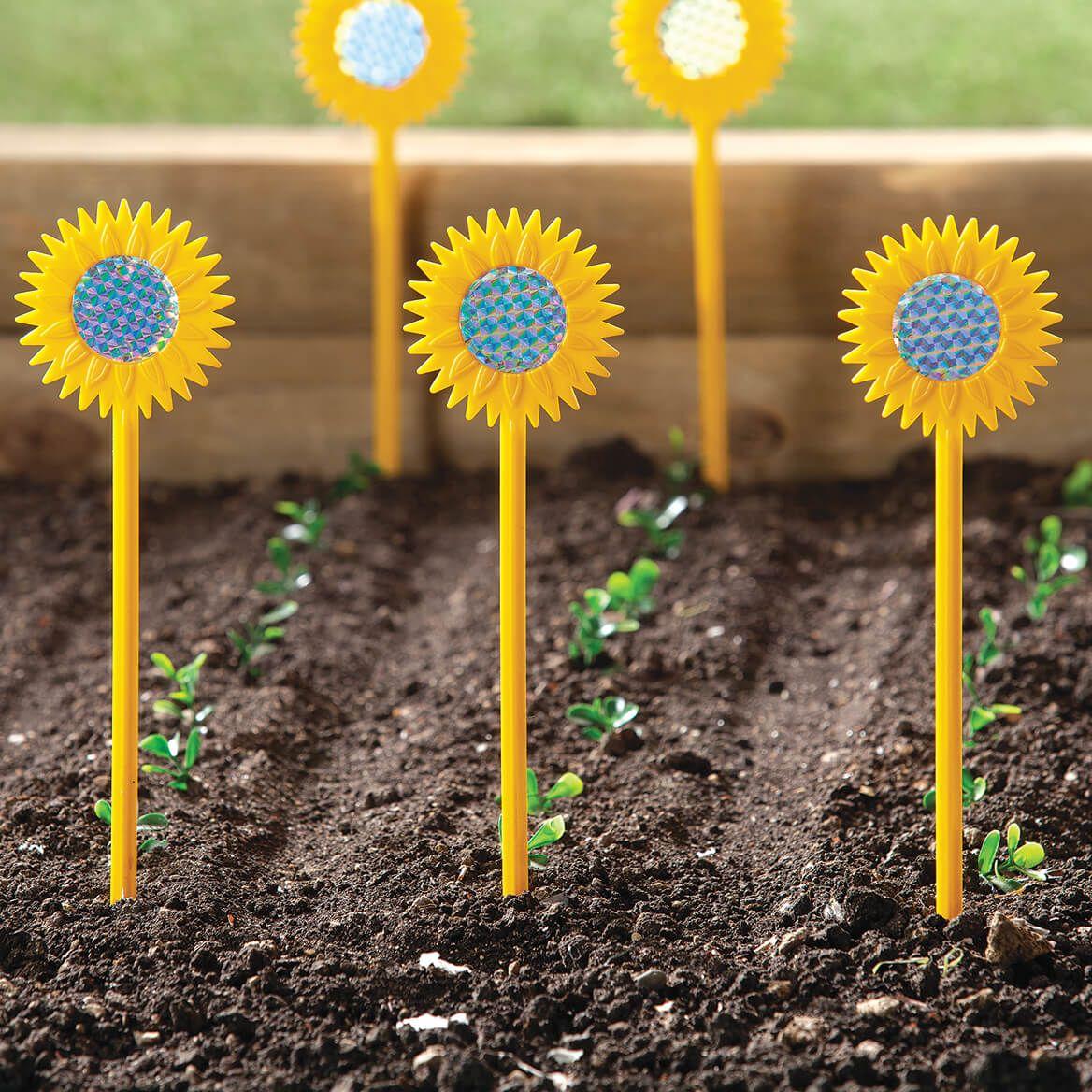 Sunflower Garden Protectors Set of 6-371207