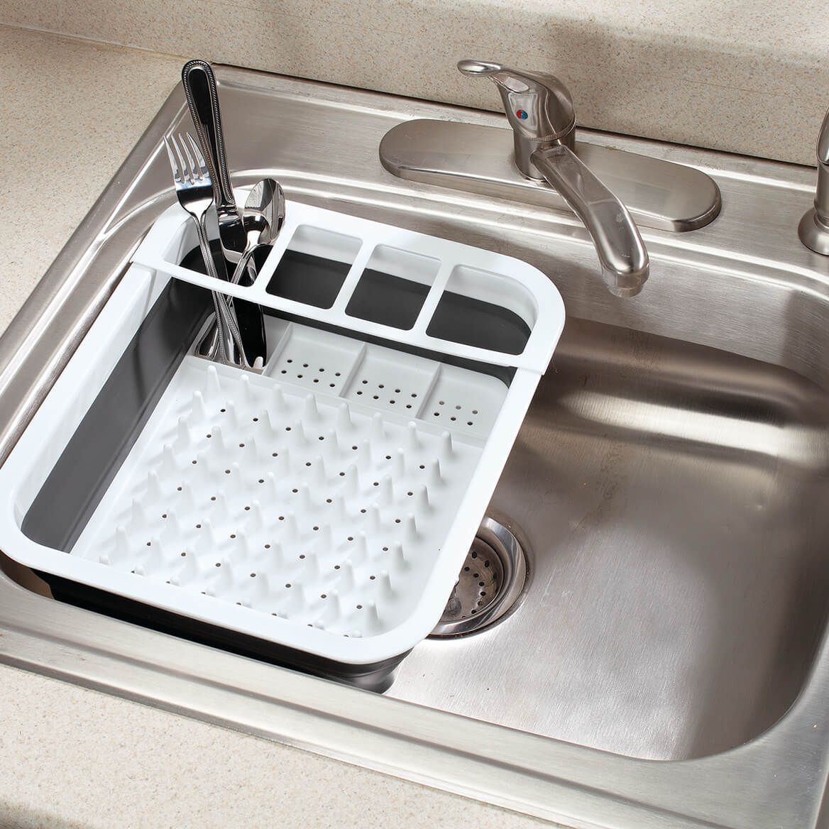 Collapsible Dish Rack-371396