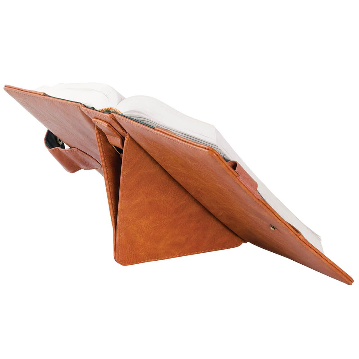 Study Stand Bible and Book Cover-371485