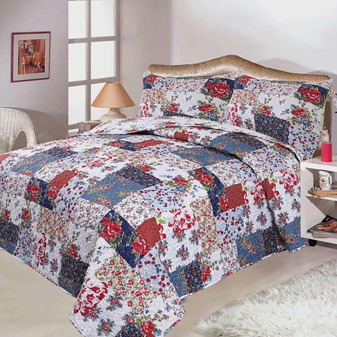 Easton 3pc Quilt Set-371515