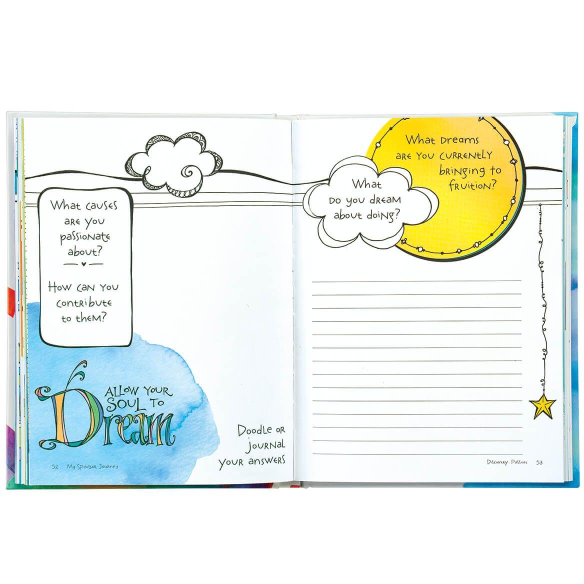 My Spiritual Journey Guided Journal-371534