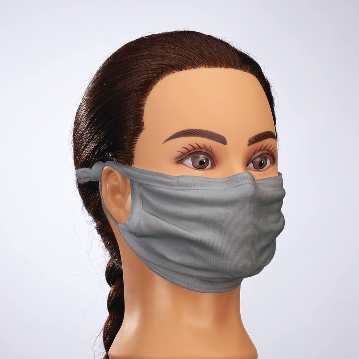 Breathable Cotton Reusable Masks, Set of 5-371645
