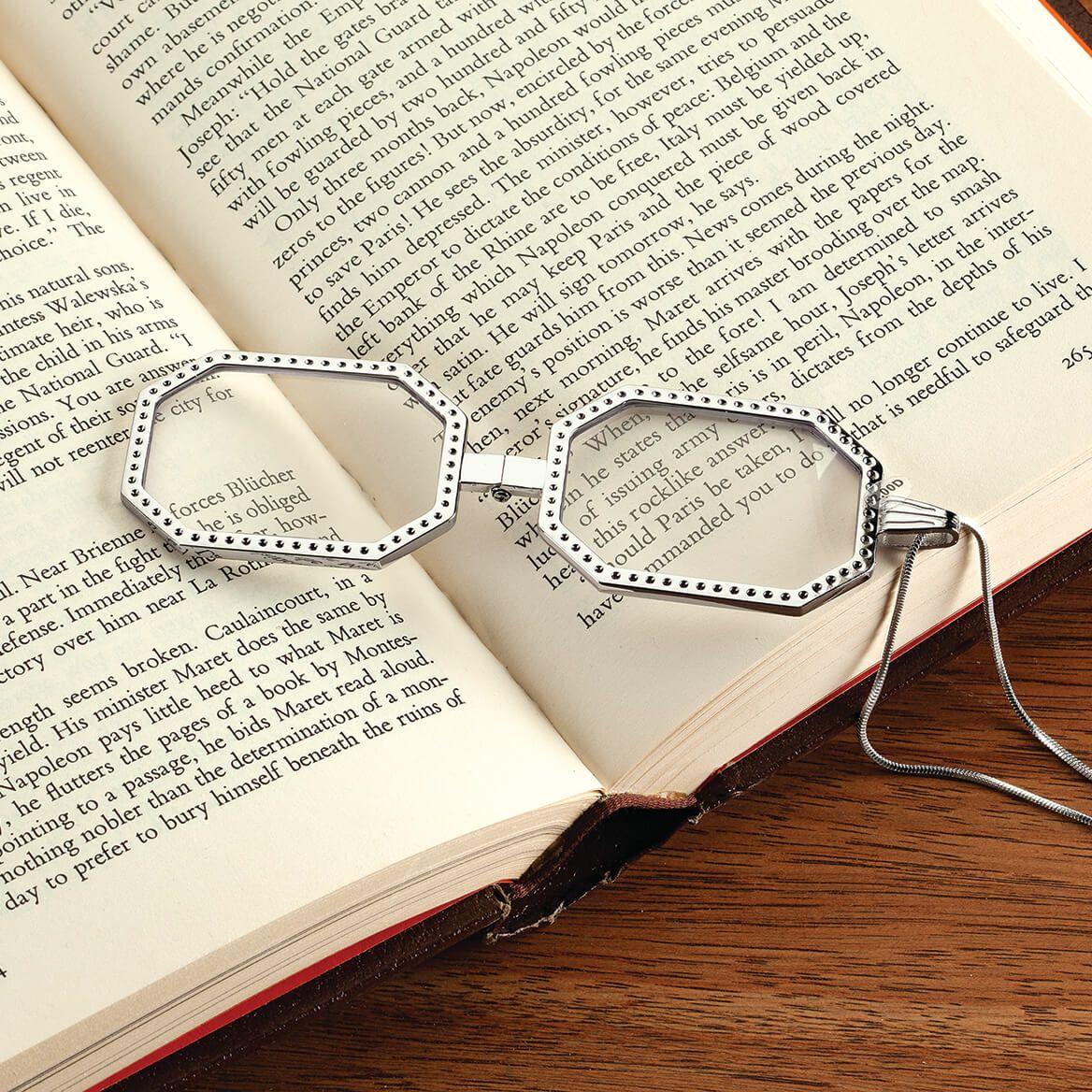 Dianna Locket Reading Glasses by Neckglasses™-371813