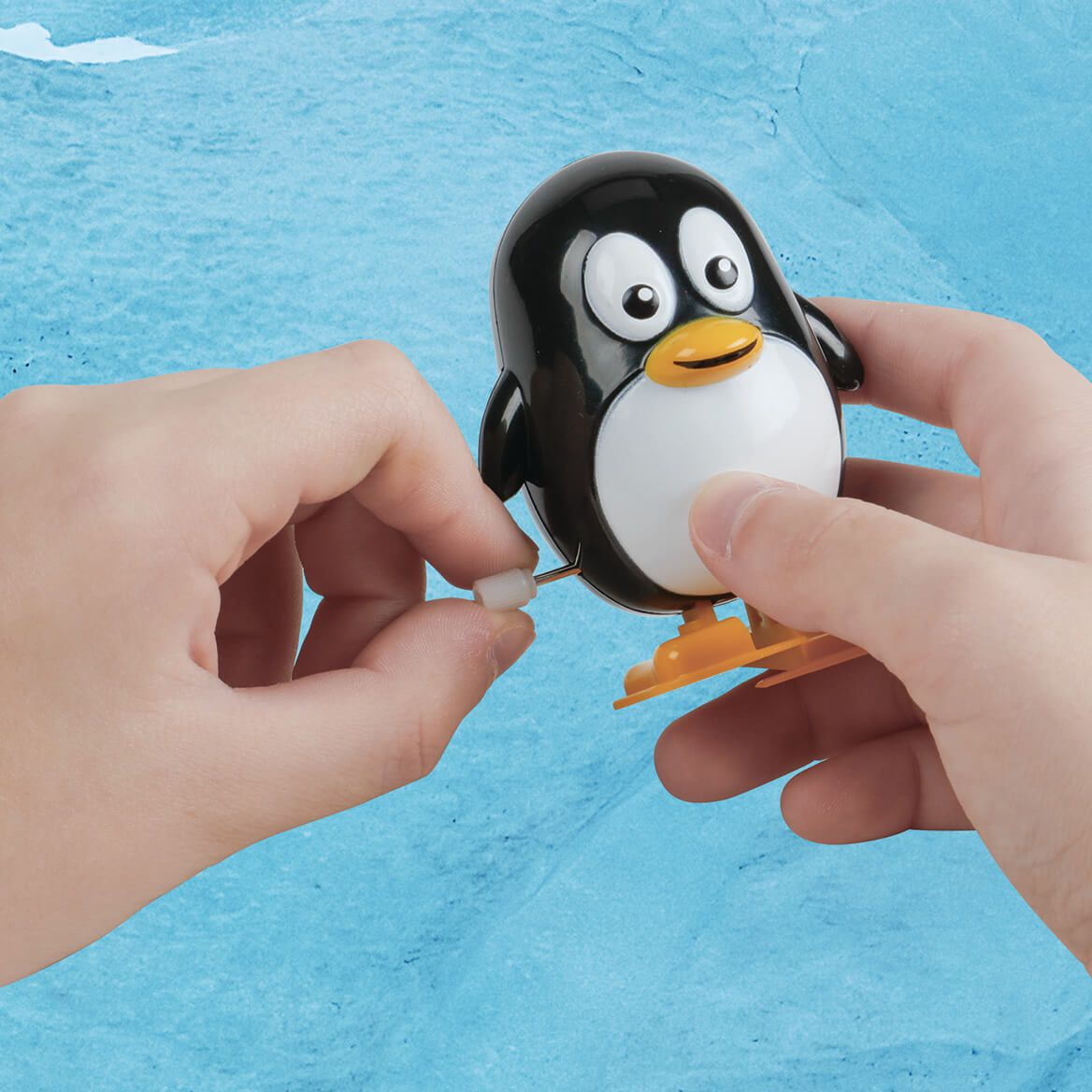 Racing Penguins, Set of 2-371974