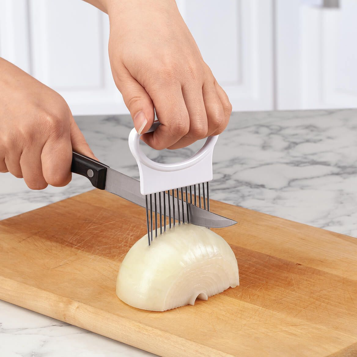 Veggie Slicing Guide with Cover-372013