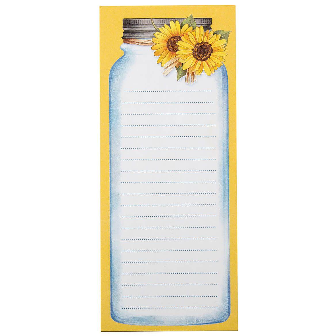 Mason Jar Notepads, Set of 2-372027