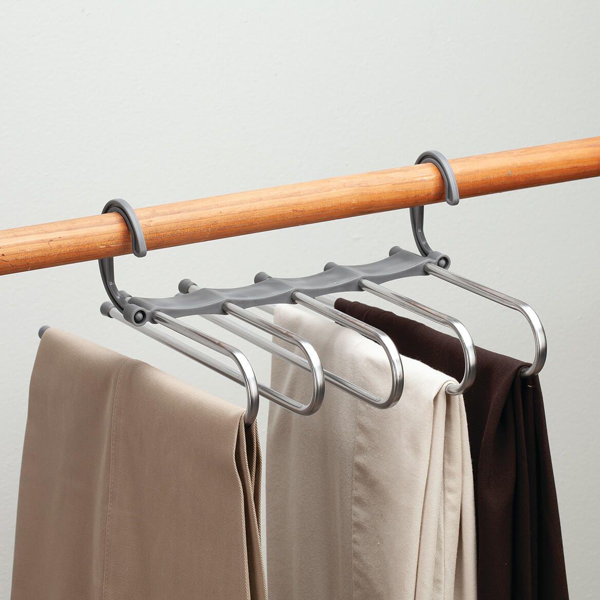 Pants Hangers Space Saving Rack-372121