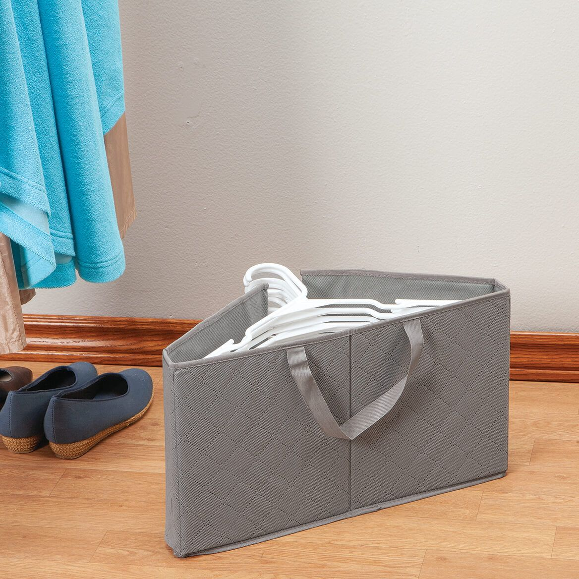 Hanger Away Storage Tote with Handles-372168