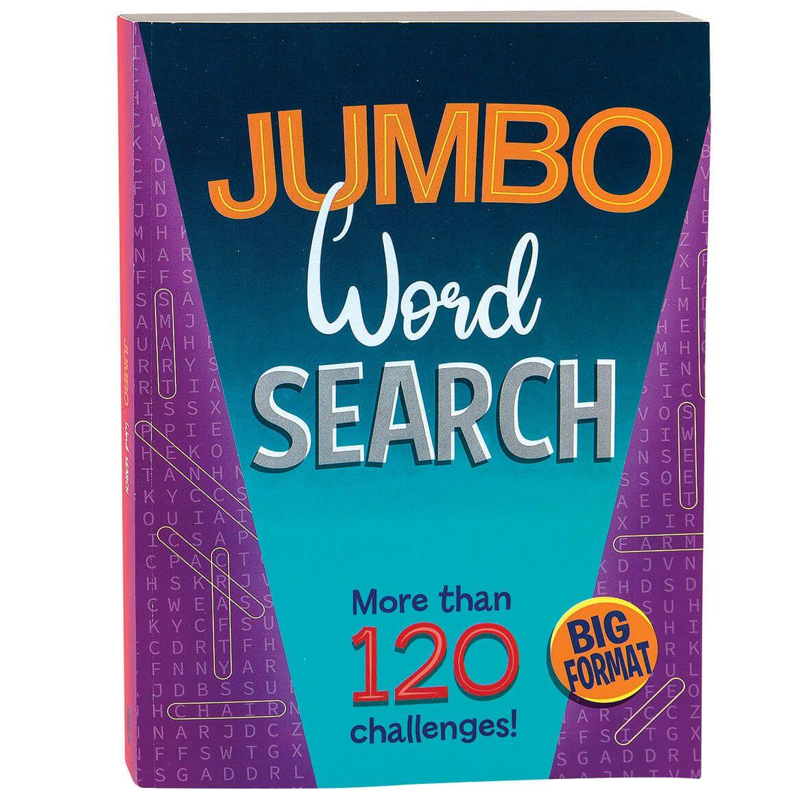 Jumbo Word Search 320-Pg. Books, Set of 2-372204