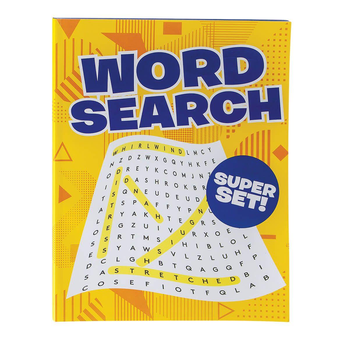 Word Search 6 Book Super Set-372306
