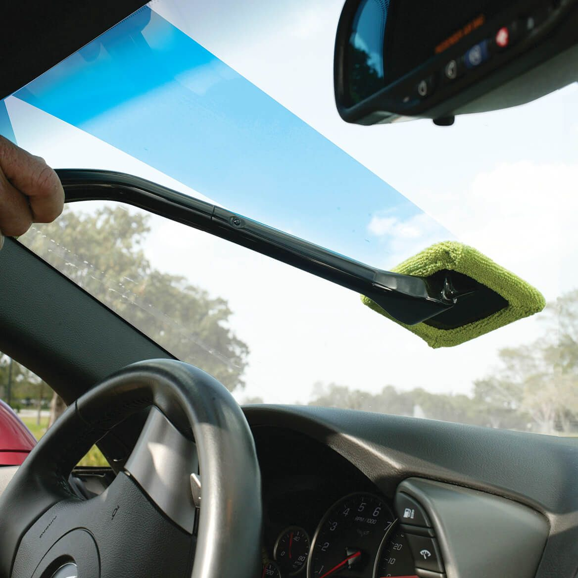 Windshield Cleaning Wand-372321