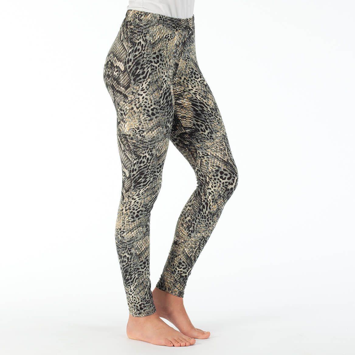 Printed Leggings by Collette Love™-372330