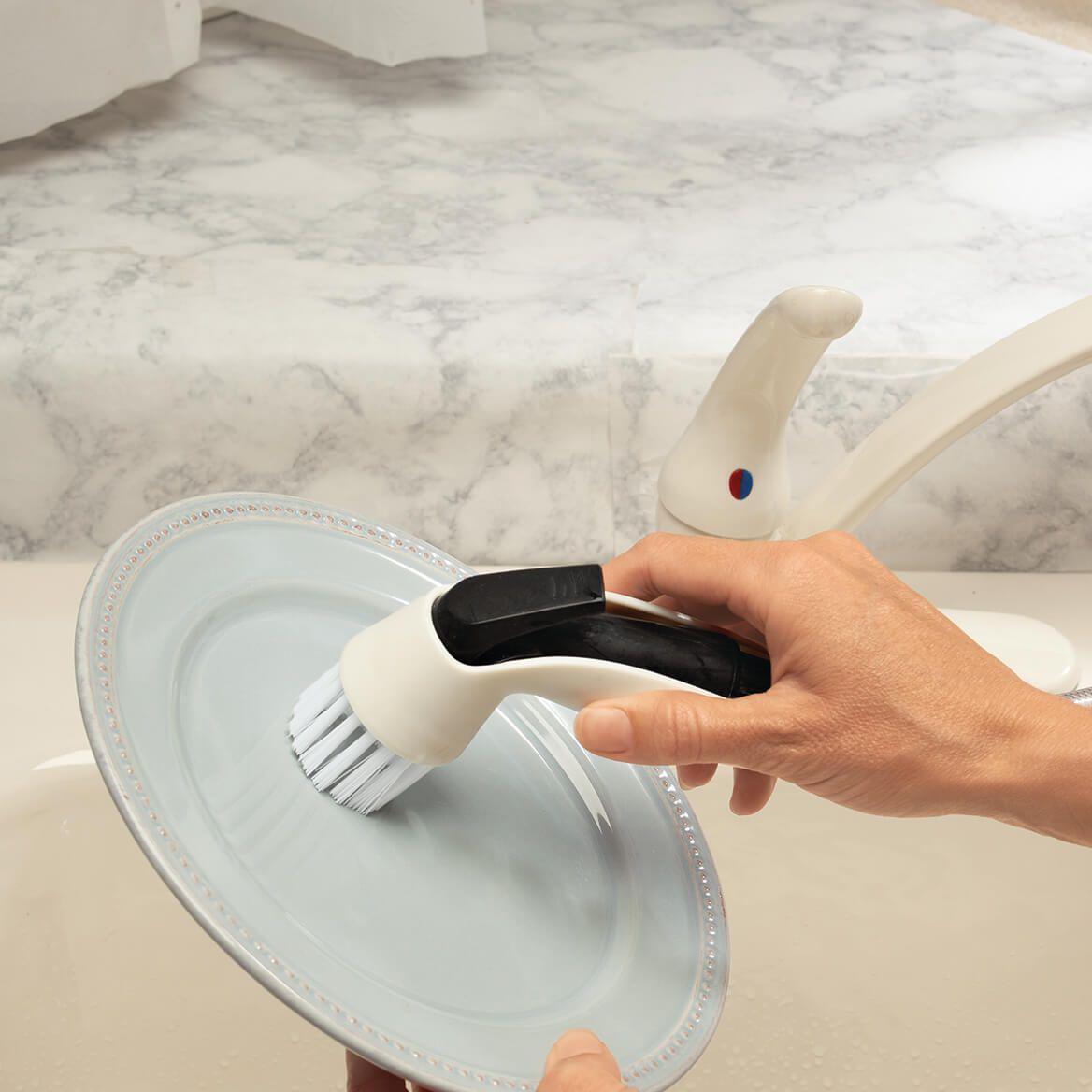 Snap-On Sprayer Scrubber Attachment by Chef's Pride™-372356