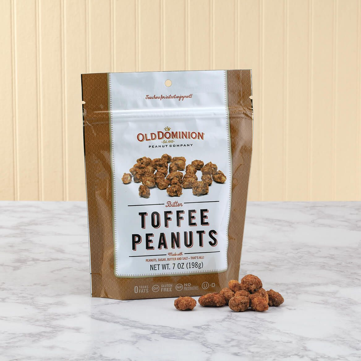Old Dominion® Butter Toffee Peanuts-372404